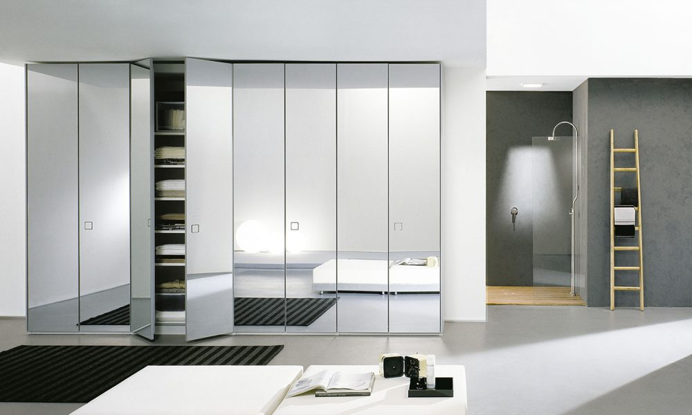 Atlante Seventy Hinged Door Wardrobe EmmeBi