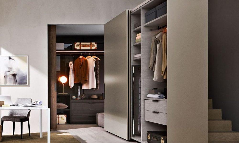 Gliss Master Start Sliding Door Wardrobe Molteni & C