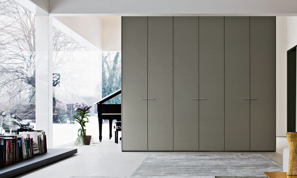 Gliss Quick Hinged Door Wardrobe Molteni & C