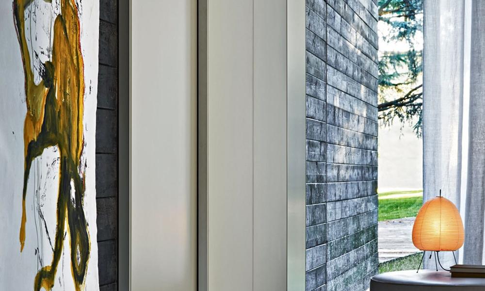 Gliss Quick Sliding Door Wardrobe Molteni & C