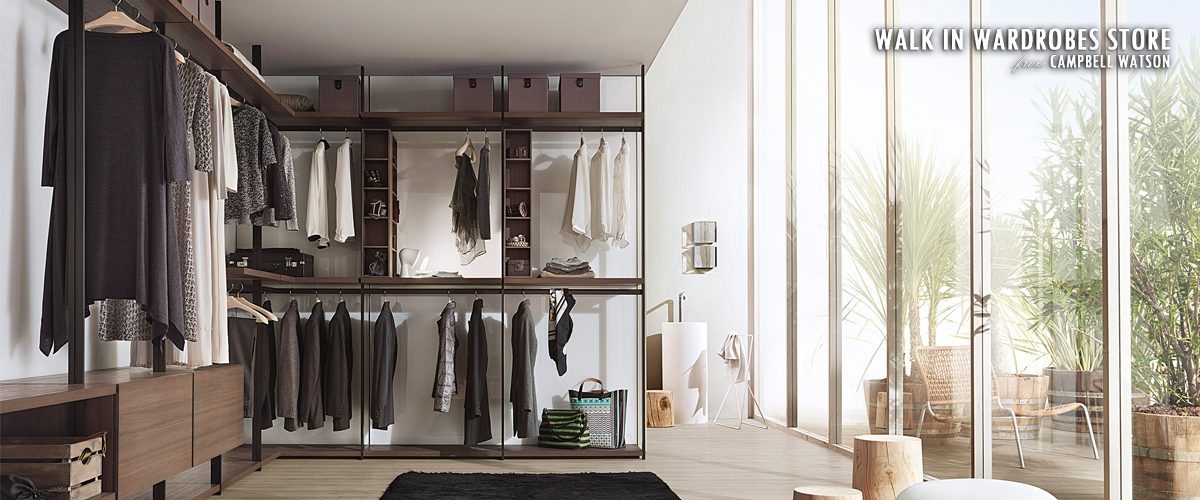 Walk in Wardrobes Store