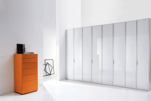 Atlante Clip Hinged Door Wardrobe