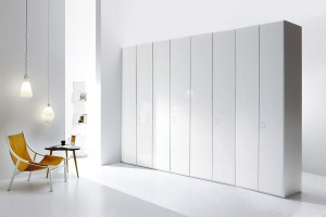 Atlante Seventy Hinged Door Wardrobe from EmmeB