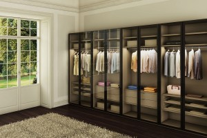 Atlante Wind Hinged Door Wardrobe