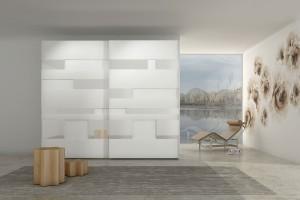 Miis Graff Sliding Door Wardrobe