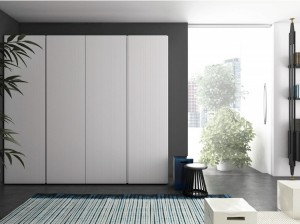 Raggio Hinged Door Wardrobe