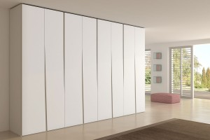 Sipario Hinged Door Wardrobe