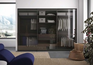 Vitrum Sliding Door Wardrobe