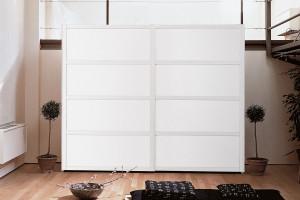 Yoshida Sliding Door Wardrobe